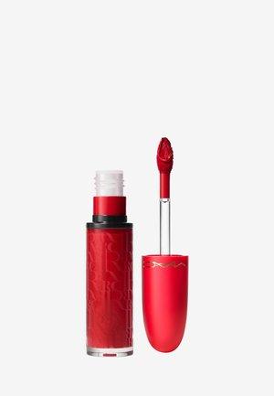 RETRO MATTE LIQUID LIPCOLOR - Liquid lipstick - red