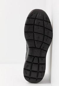 Skechers Wide Fit - SUMMITS - Trainers - black - 4