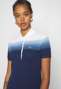 Lacoste - Polo shirt - turquin blue/white - 4