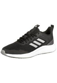 adidas Performance - FLUIDSTREET - Scarpe da fitness - core black / dove grey / grey six - 2