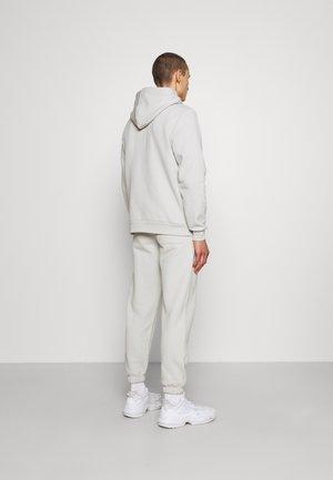 FLEEK HOODIE - Sweatshirt - light grey