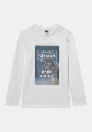KID BATMAN - Maglietta a manica lunga - brilliant white