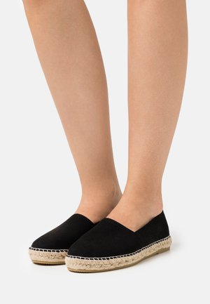 CLASSIC VEGAN - Espadrilles - noir