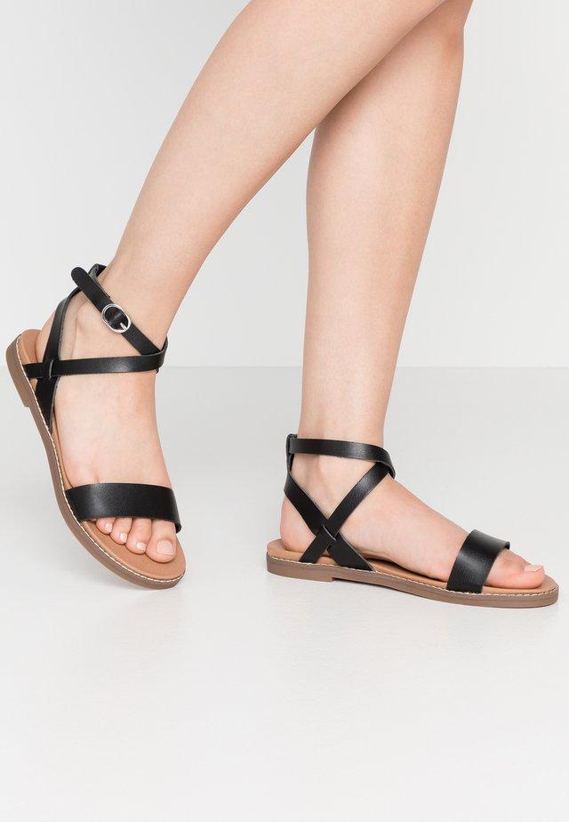 FIFI - Sandals - black