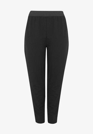 LONDON B - Trousers - black