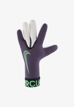 MERCURIAL GOALKEEPER TOUCH VICTORY - Goalkeeping gloves - lilaschwarzgruen