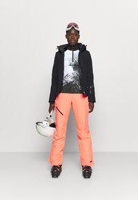 Icepeak - ERIE - Ski jacket - black - 1