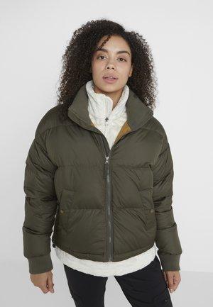 PARALTA PUFFER - Down jacket - new taupe green/british khaki