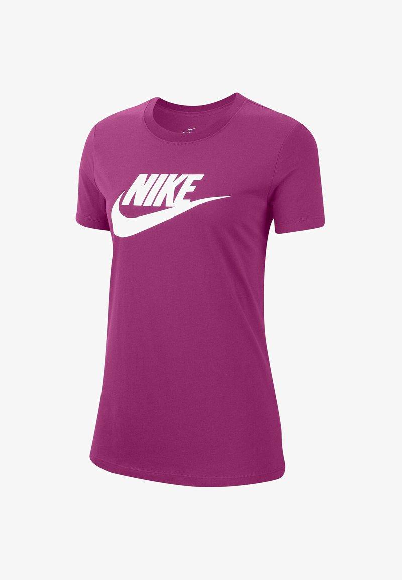 Nike Sportswear - TEE ICON FUTURA - Print T-shirt - lila