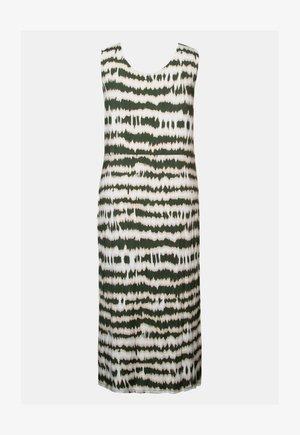 Maxi dress - waldgrün