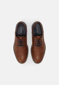 Pier One - Casual lace-ups - cognac - 3