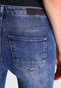 ONLY - Jeans Skinny - light blue denim - 4