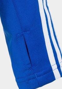 adidas Performance - TIRO 19 SWEATSHIRT - Sports shirt - bold blue / dark blue / white - 4