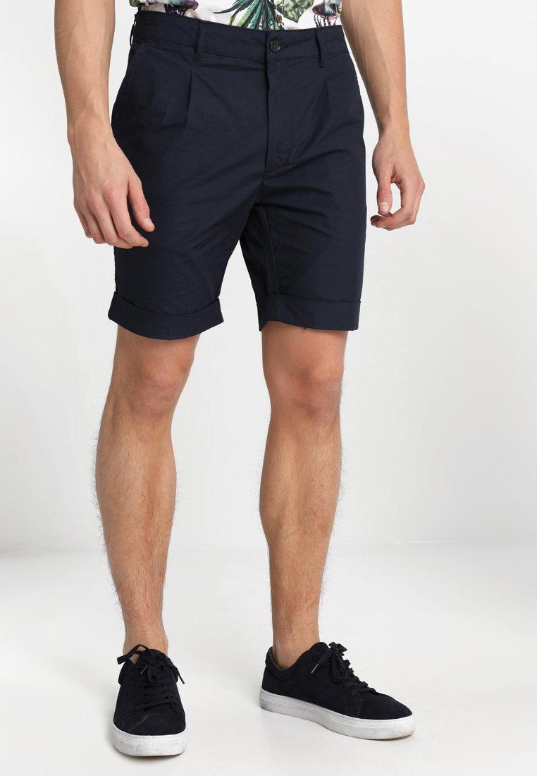 Pier One - Shorts - blue