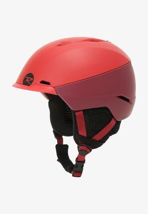 HELMET ALTA IMPACTS - Helmet - red