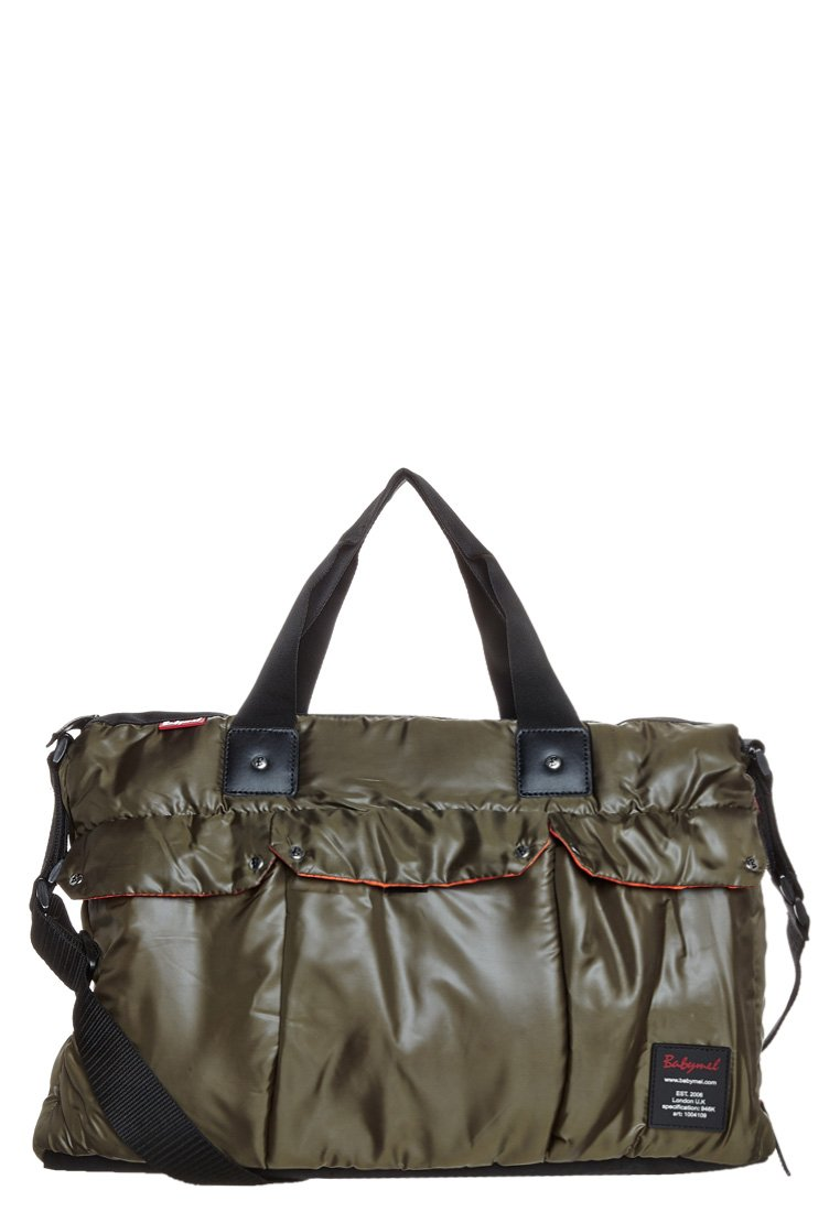 Babymel - SOHO - Baby changing bag - forest green