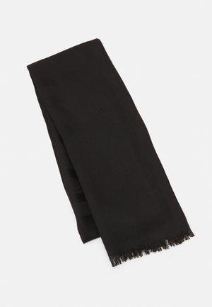 FORMAL LOGO SCARF - Halsduk - black