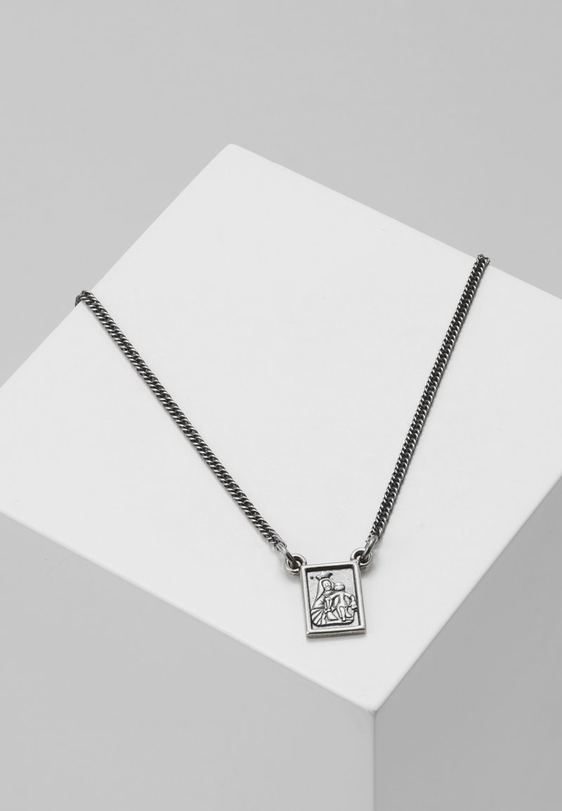 Nialaya - THE SACRED HEART PENDANT - Necklace - silver