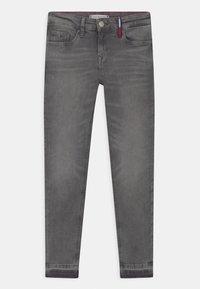 Tommy Hilfiger - NORA SKINNY - Jeans Skinny Fit - concrete grey - 0