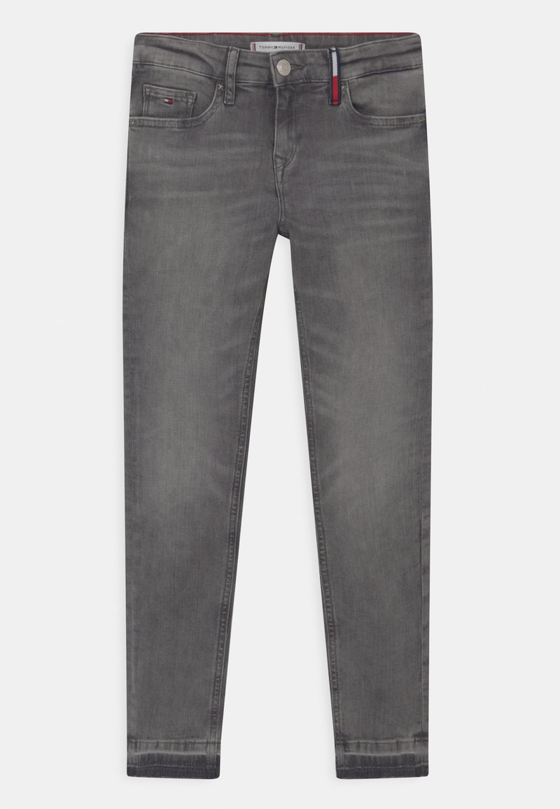 Tommy Hilfiger - NORA SKINNY - Jeans Skinny Fit - concrete grey