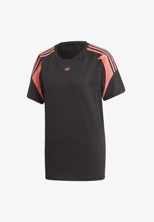 BOYFRIEND T-SHIRT - T-Shirt print - black