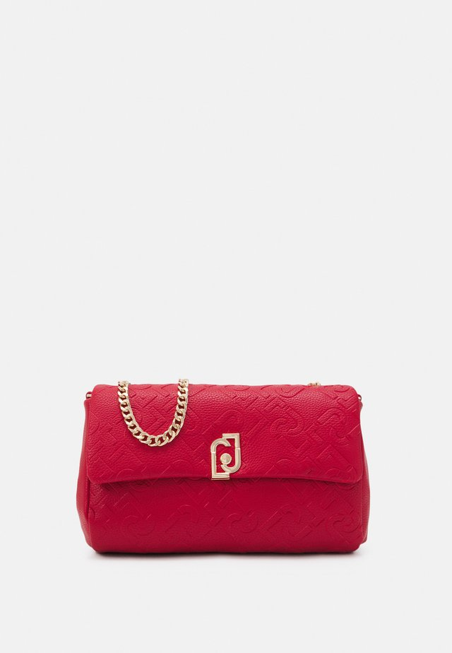 CROSSBODY - Olkalaukku - true red