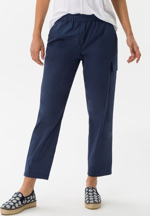 STYLE MORRIS S - Trousers - indigo