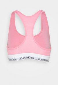 Calvin Klein Underwear - MODERN UNLINED BRALETTE - Top - rosey dream - 6