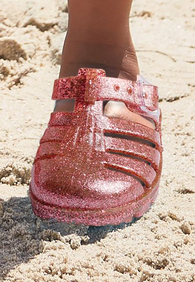 Next - JELLY - Sandals - rose gold-coloured