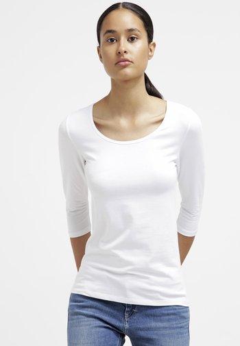 KAIN - Long sleeved top - white