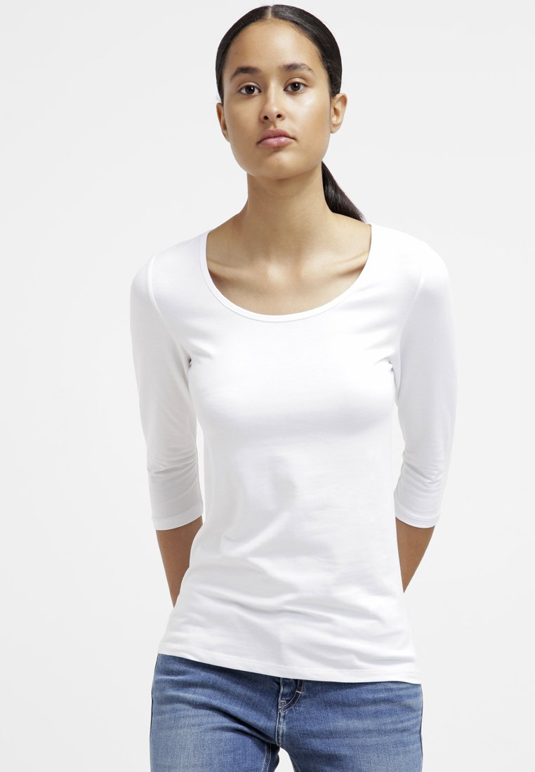 someday. - KAIN - Long sleeved top - white