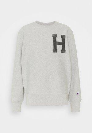 HARVARD UNIVERSITY CREWNECK - Sweatshirt - grey