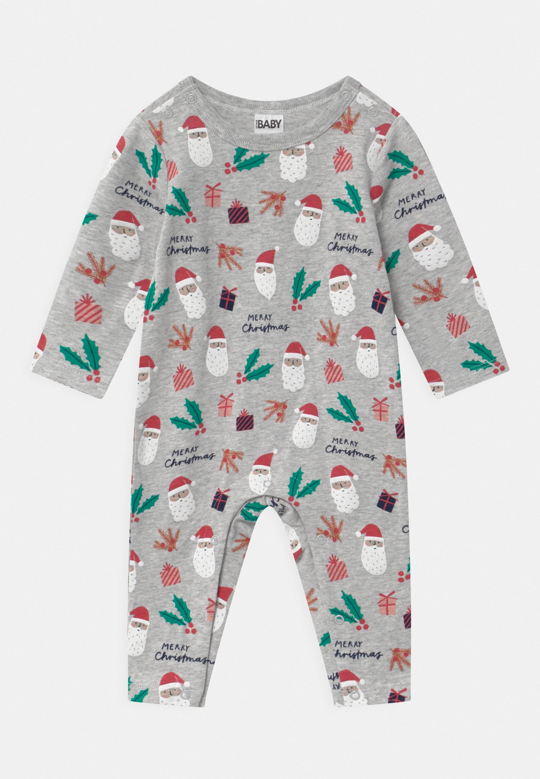 Kids THE LONG SLEEVE SNAP UNISEX - Pyjamas