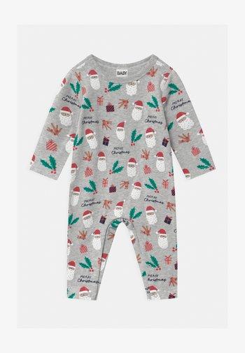 THE LONG SLEEVE SNAP UNISEX - Pyjamas - cloud marle