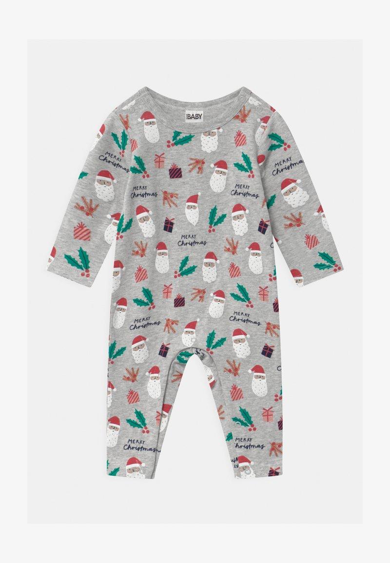 Cotton On - THE LONG SLEEVE SNAP UNISEX - Pyjamas - cloud marle