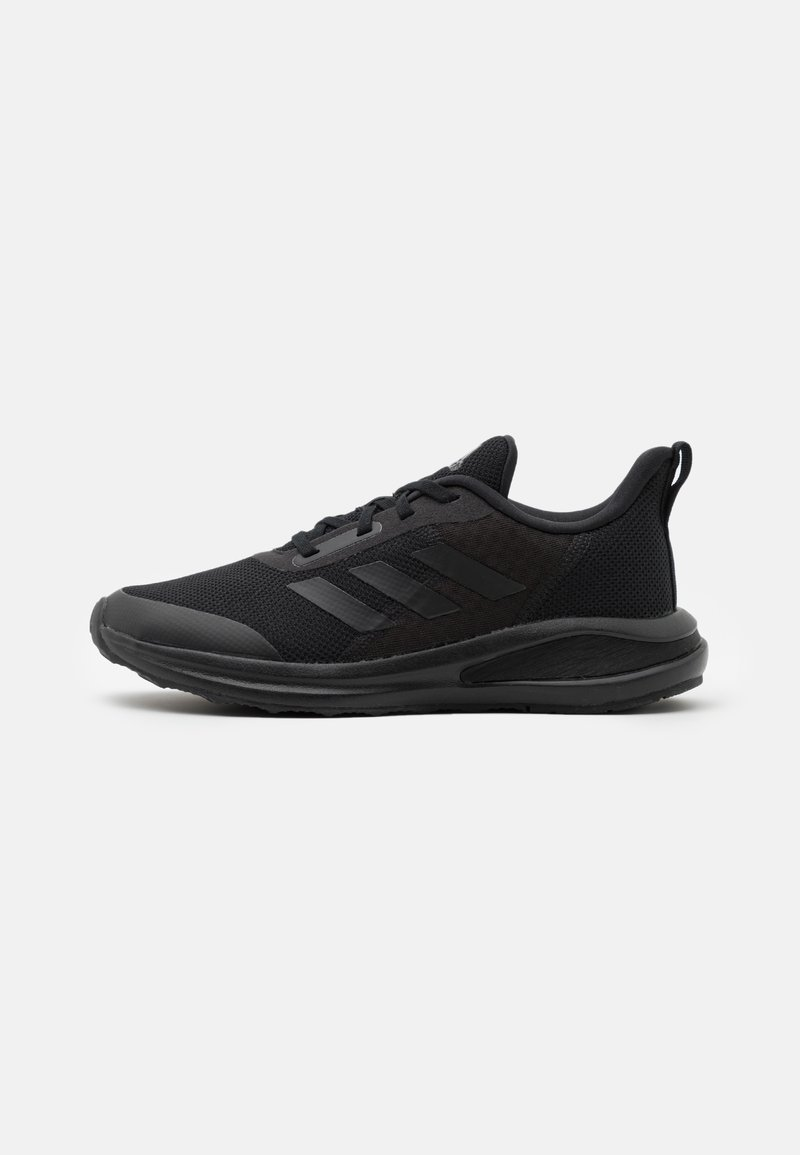 adidas Performance - FORTARUN UNISEX - Neutral running shoes - core black/footwear white