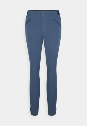 FALKETIND FLEX1 SLIM PANTS - Broek - dark blue