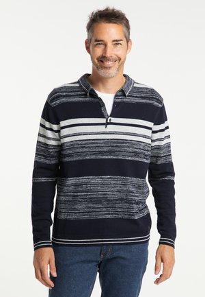 Polo shirt - moodindigo