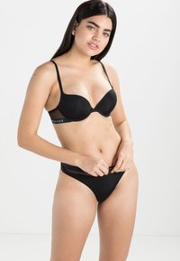 Tommy Hilfiger - Reggiseno push-up - black - 1