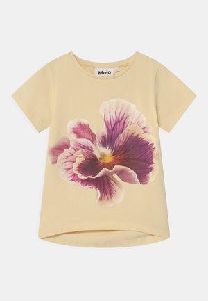 RISHA - T-shirt imprimé - off-white