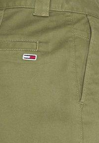 Tommy Jeans - SCANTON - Shorts - uniform olive - 2