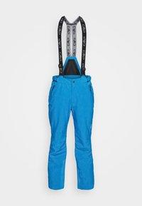 MAN PANT - Zimní kalhoty - river