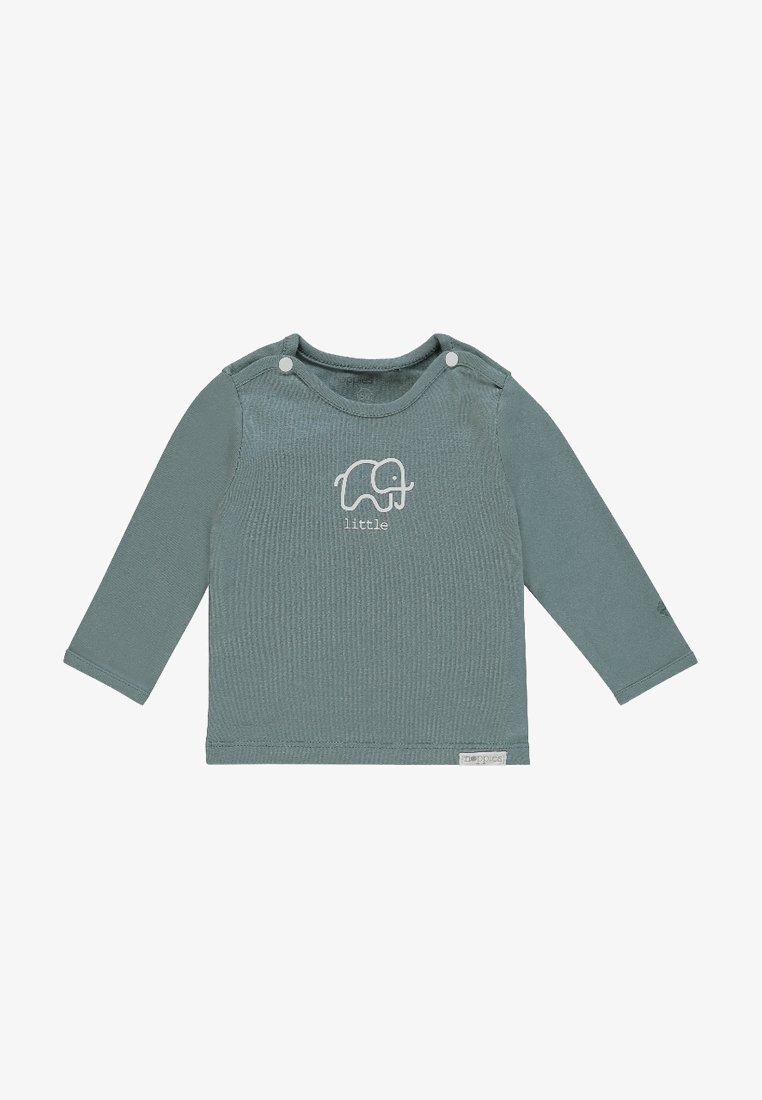 Noppies - LANGARMSHIRT AMANDA - T-shirt à manches longues - green