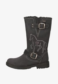 Lurchi - Winter boots - charcoal - 0