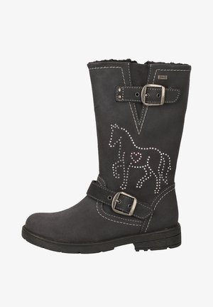 Winter boots - charcoal