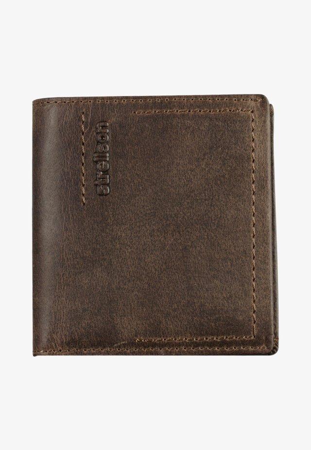 TURNPIKE Q7 - Wallet - dark brown