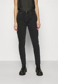 Ética - FINN - Straight leg jeans - obsidian - 0