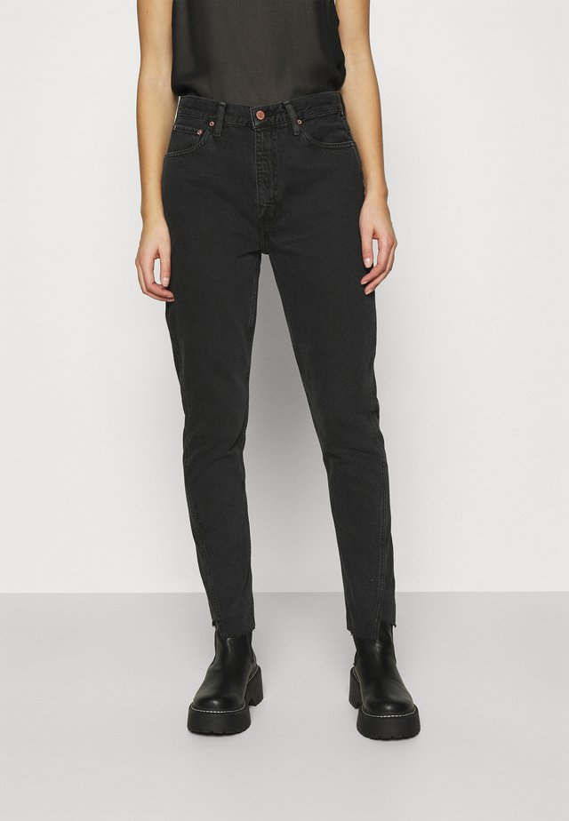 FINN - Jeans straight leg - obsidian