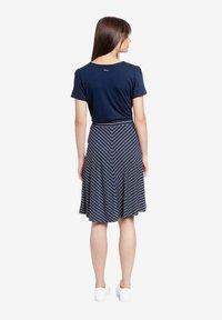 Vive Maria - Day dress - blau allover - 2