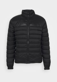 Selected Homme - SLHNATHAN PUFFER - Light jacket - black - 4